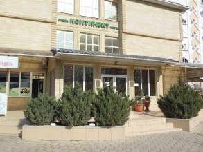 Отель Континент на Крылова