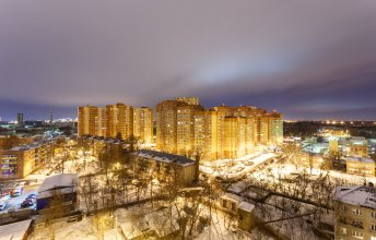 Апартаменты на Москвина