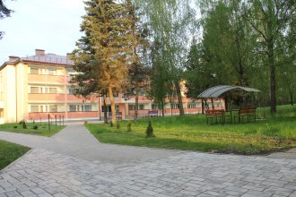 База отдыха Туристско-оздоровительный комплекс Пышки