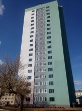 Апартаменты у метро Партизанская, улица Сурикова, д.3А