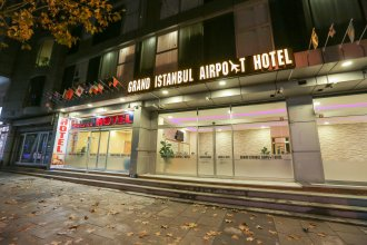 Отель Grand Istanbul Airport Hotel