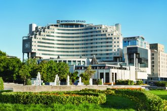 Отель Wyndham Grand Kayseri