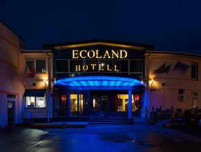 Отель Ecoland Boutique SPA