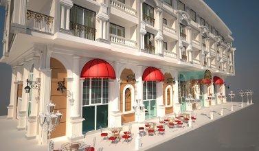 Отель The Sansa Hotel & Spa