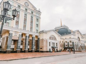 Отель Smart KDO Красноярск