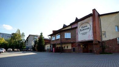 Отель Семь Пятниц
