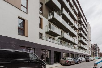 Апартаменты Chill Apartments Wola Center