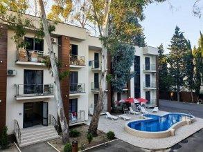 Апартаменты Мадрид Парк 2