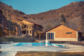 Отель Apricot  Aghveran Resort
