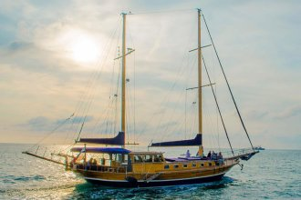 Парусная Яхта Gulet