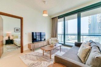 Апартаменты Ease By Emaar Dewdrop Two Bedroom