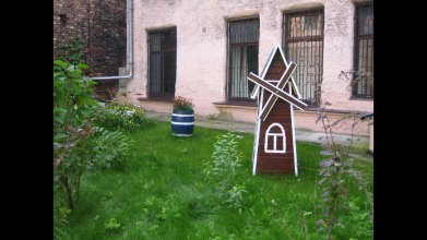 Апартаменты в Старинном Особняке