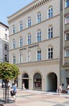 Отель Traffic Wrocław