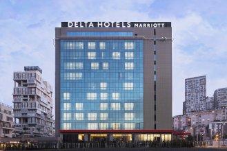Отель Delta by Marriott Istanbul Halic