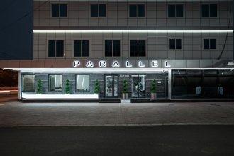 Отель Parallel