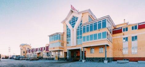 Гостиница на Челябинском тракте