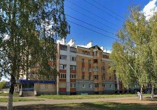 Апартаменты на улице Ульянова 75 А