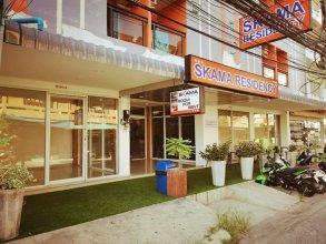 Отель Skama Residency Pattaya