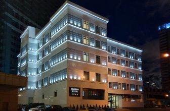 Отель Brosko Moscow