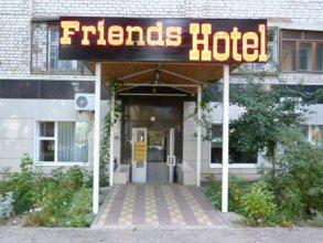Отель Hotel Friends