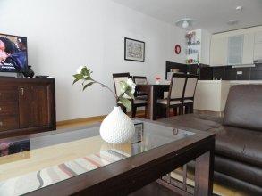 Семейные апартаменты в Будве с двумя спальнями