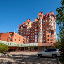 Отель Урал Club&Spa