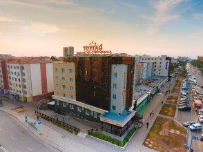 Отель Торгай