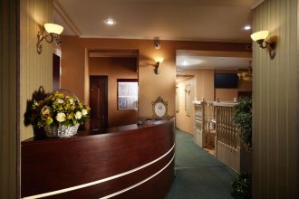 Отель Крошка Енот на Волоколамском шоссе