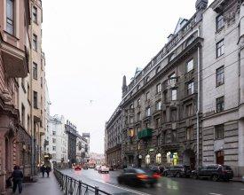 Апартаменты 1912 Большой проспект Петроградской Стороны 102