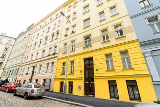 Апартаменты Lower Ground Floor Prague