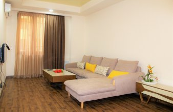 Апартаменты Yerevan Apart Republic Square by GuestMe 001