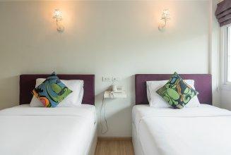 Отель Lantana Pattaya
