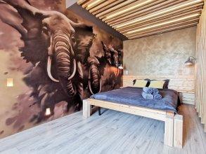 Апартаменты Савушкина 104 Safari