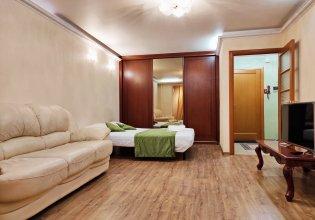 Апартаменты AG Apart Oktyabrskaya 40