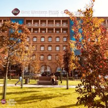 Отель Best Western Plus Congress Hotel