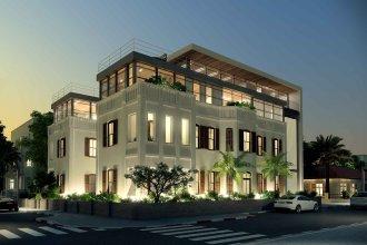 Апартаменты Stunning Preserved Pearl