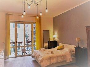 Апартаменты Villa Borghese Hydromassage Suite