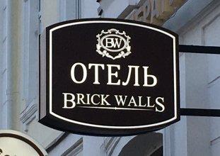 Отель Brick Walls