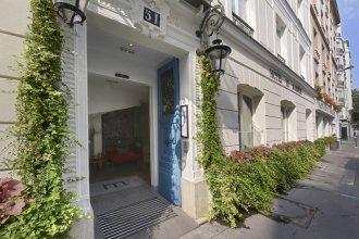 Отель Le Mareuil