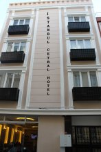 Отель Istanbul Central Hotel