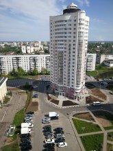 Апартаменты в башне Витебск