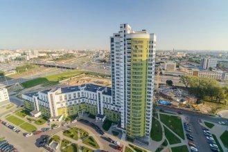 Апартаменты на Скрыганова 4А