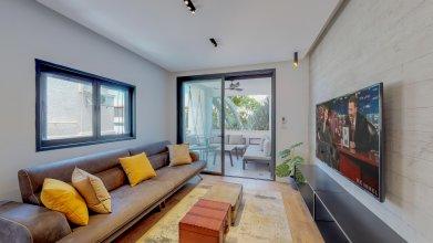 Апартаменты Perfect 4B R  in Frishman by HolyGuest