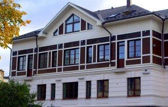 Арт-отель Wardenclyffe Volgo-Balt