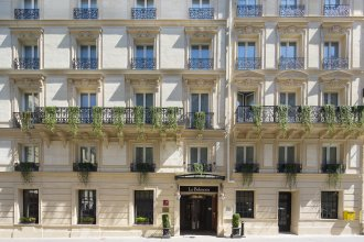 Отель Belmont Paris