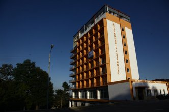 Отель Avan Shushi Plaza