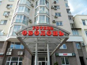 Отель Оболонь