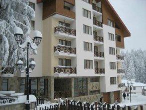 Апартаменты Cozy Studio Lucky in Ski Resort Pamporovo