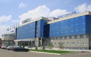 Гостиница МВДЦ Сибирь