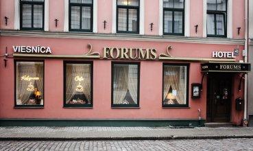 Отель Forums
